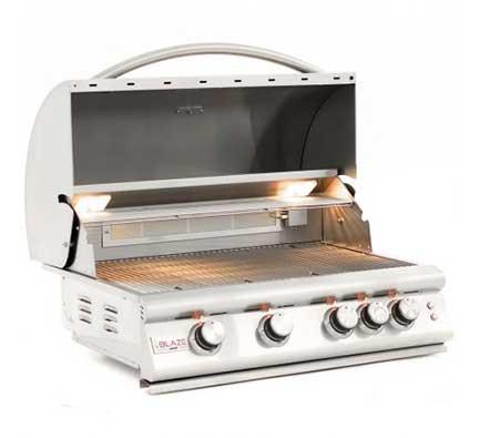 barbecue Blaze - Brûleur Premier LTE