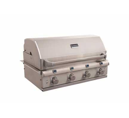 barbecue Saber en acier inoxydable pour cuisine extérieure